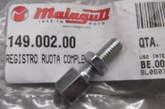 Genuine Malaguti Grizzly RCX 10/12 Front Brake Hub Cable Adjuster 149.002.00