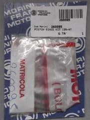 Genuine Morini Franco Motori 125 4T Scooter Engine Piston Ring Set 26.0095
