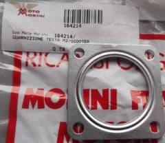Genuine Morini Franco Motori AH50 Cylinder Head Gasket A/C 16.4214