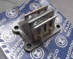 Genuine Morini Franco Motori FM65 Inlet Reed Valve Block 29.0554