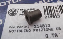 Genuine Morini Franco Motori S6 Clutch Adjuster Nut 21.4013