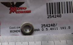 Genuine Morini Franco Motori S6C Generator Cover Washer 25.4240