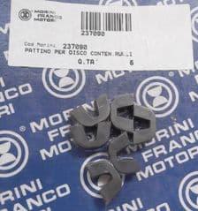 Genuine Morini Franco Motori Variator Roller Guide Set 23.7090