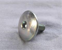 Genuine Moto Guzzi Button Head Screw 976591