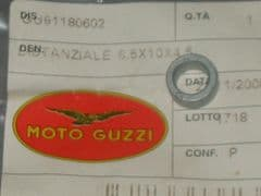 Genuine Moto Guzzi California Nevada Footrest Rubber Mounting Spacer GU91180602