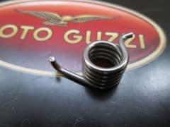 Genuine Moto Guzzi California Nevada Front footrest return spring GU03441130