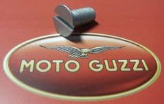 Genuine Moto Guzzi Countersunk Slotted Screw M6 GU98280614