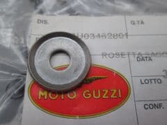 Genuine Moto Guzzi Cup Washer for Chrome Trim Rubber Mount GU03462801