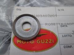 Genuine Moto Guzzi Cup Washer for Chrome Trim Rubber Mount GU03462801
