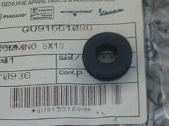 Genuine Moto Guzzi Norge Nevada V7 MGS-01 V11 Rubber Grommet 8x18 GU91551086