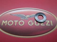 Genuine Moto Guzzi Plain Washer M4 Black GU95007204