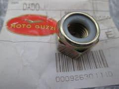 Genuine Moto Guzzi Self-locking Nylock Nut M10 BZPY GU92630111