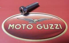 Genuine Moto Guzzi Stainless Steel Hex Socket Cap Screw M4 GU98872115