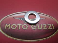 Genuine Moto Guzzi Stainless Steel Plain Washer M6 6.4x13x1.5 GU95005306