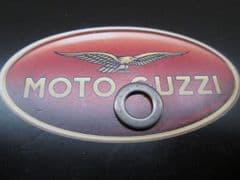 Genuine Moto Guzzi Stainless Steel Plain Washer M8 8.4x14.5x1.6 GU95005308