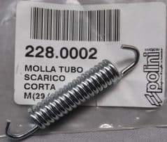 Genuine Polini Evolution Exhaust Mounting Spring - 55mm 228.0002