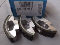 Genuine Polini Minicross 3-piece Clutch Shoe Set 144.705.004