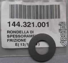 Genuine Polini Minicross Clutch Shim Washer 144.321.001