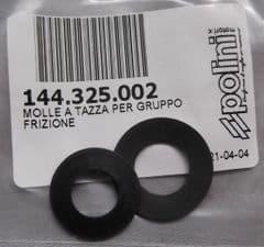 Genuine Polini Minicross Clutch Thrust Washer Belleville Spring Set 144.325.002