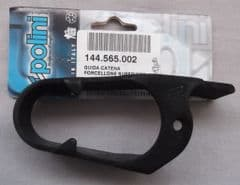 Genuine Polini Minicross Front Chain Guide Swingarm Protector Runner 144.565.002