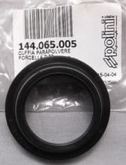 Genuine Polini Minicross front Fork Dust Seal 33mm 144.065.005
