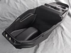 Kymco Agility City 125i / 200i Underseat Box 81250-LKD2-E10-N1R