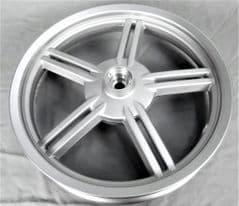 Kymco Agility City 50 / 125 Front Wheel - Silver 44601-LFC2-E10-NJA