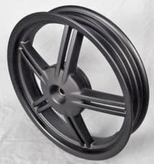Kymco Agility City 50 Rear Wheel - Matt Black 42601-LFC2-E10-NEA