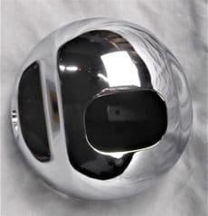 Kymco CK1 Pulsar Headlight Shell - Chrome 61301-KGB7-C00