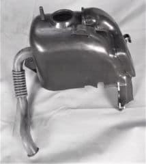 Kymco Cobra 50 Cylinder Cooling Shroud 1962A-KEB7-E000