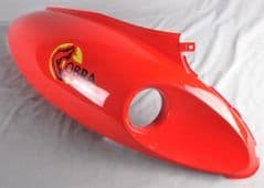 Kymco Cobra RH Sidepanel - Red 83500-KEB7-3050-GM-RR134P