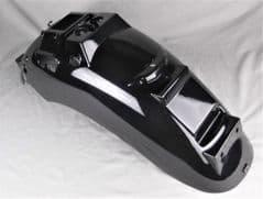 Kymco Hipster Rear Mudguard - Black 80105-KKA8-900-BJP