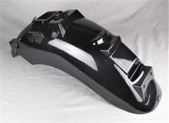 Kymco Hipster Rear Mudguard - Black 80105-KKA8-9000-PB184P