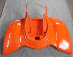 Kymco KXR 250 Rear Fender Panel - Orange 8010A-LBA7-900-YUR