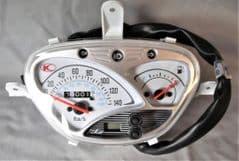Kymco Like 125 Complete Instrument Console 37200-LGR5-EV0