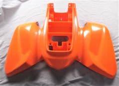 Kymco Maxxer 50 / 90 Rear Fender Panel - Orange 80100-LBD4-900-YUR