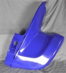 Kymco MXER 50 150 LH Front Mudguard Panel - Blue 61300-LLB1-900-C3R