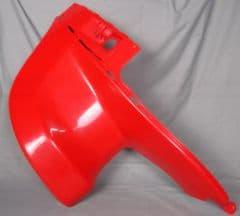 Kymco MXER 50 150 LH Mudguard Panel - Red 61300-LLB1-900-E4R