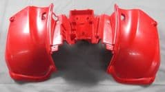 Kymco MXU 250 / 300 Rear Fender Panel - Red 80100-LCA5-E00-E4R