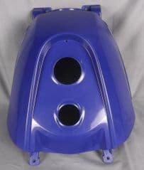 Kymco MXU 400 Fuel Tank Cover - Blue 17700-LFA5-E00-CHR