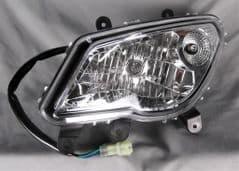 Kymco MXU 400 LH Headlamp 33150-LFA5-E00