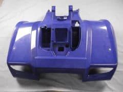 Kymco MXU 400 Rear Mudguard - Deep Blue 80100-LFA5-E00-CHR