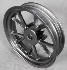 Kymco People GT 300 Rear Wheel - Matt Silver 42601-LGE5-E00-HUA