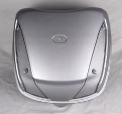 Kymco People GT 300 Top Box Lid - Matt Silver 81510-LGE5-E00-J2F