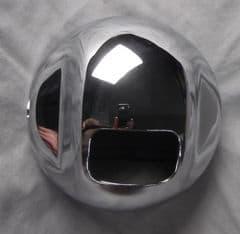 Kymco Pulsar 125 Headlight Shell - Chrome 61301-KHC6-C000