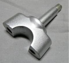 Kymco Pulsar Lower Handlebar Clamp - Silver 53132-ALD7-C10-NJA