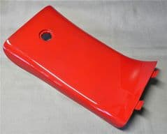 Kymco Super 9 Central Cover Panel - Red 64342-KGB5-900-R6P