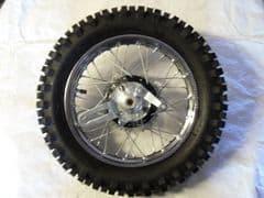 LX4 Rear Wheel