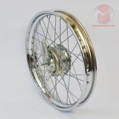 Malaguti Grizzly 12 Front Wheel 111.007.00