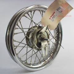 Malaguti Grizzly 12 Motard Front Wheel 111.030.00